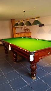 Pool/Snooker Table 9ft x 5 ft Warragul Baw Baw Area Preview