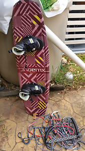 Wakeboard with rope Banyo Brisbane North East Preview