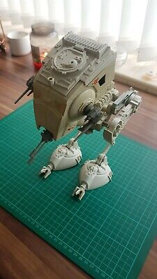 Vintage Kenner Star Wars ROTJ AT-ST Scout Walker Vehicle 1982