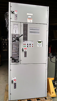 Asco 1200 Amp 7000 Series Automatic Transfer Switch With Bypass Isolation