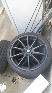 19 inch rims