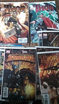 From Avengers Comic Lot Thor 1 12 Plus Variants Stonebreaker 1 6 One Shots Nm Ba