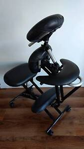 Fully Adjustable Portable Massage Chair - Tattoo Waxing Epping Whittlesea Area Preview