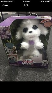Fur real pup new in box $20