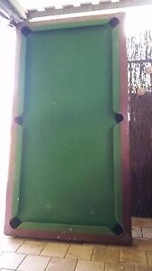 Pool table needs tlc Kelmscott Armadale Area Preview