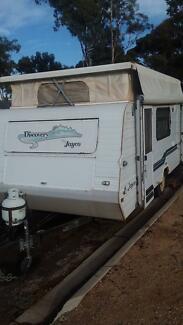 Poptop Caravan