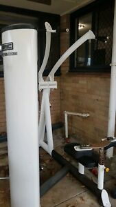 Commercial Gym Lat Pulldown