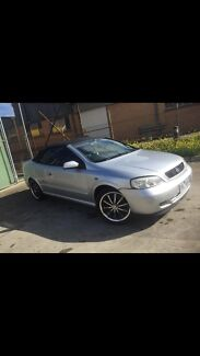 Holden Astra Convertible 1 year rego Mill Park Whittlesea Area Preview