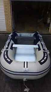 Inflatable Boat 3.8m high quality Petrie Pine Rivers Area Preview