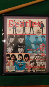 Beatles magazines Carindale Brisbane South East Preview