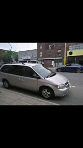 Dodge Grand Caravan stow&go 2007