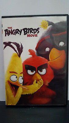 ** The Angry Birds Movie (DVD) - Jason Sudeikis - Danny McBride - Free Shipping!