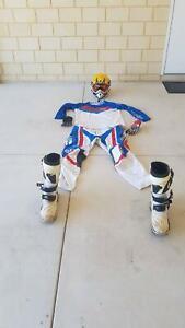 motorbike riding gear
