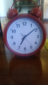 Big red clock Bayswater Bayswater Area Preview