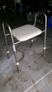 7ef1b2fddd2 Shower chair lightweight with stainless steel frame