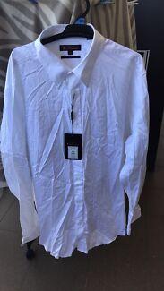 Ben Sherman white shirt, size 2XL Slim fit