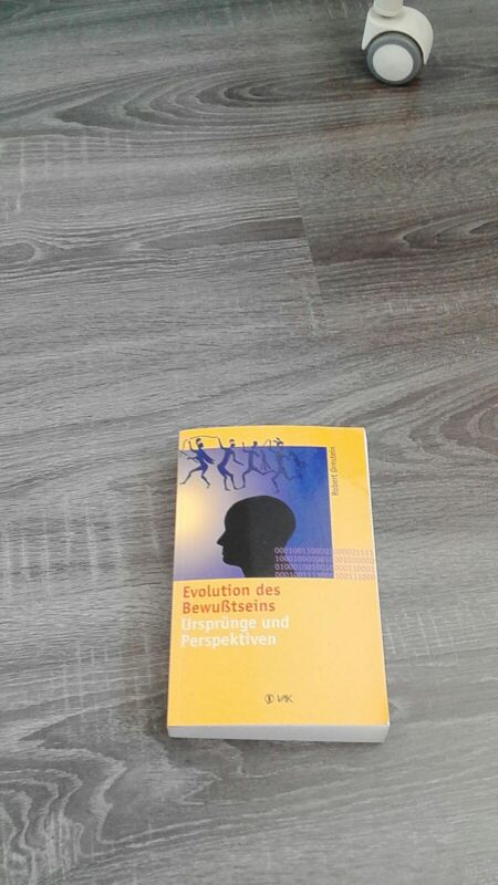 VAk Verlag,Evolution des Bewusstsein
