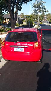 Toyota Corolla ascent Hallam Casey Area Preview