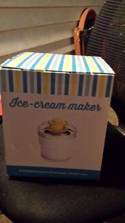 Ice-Cream Maker New in Box