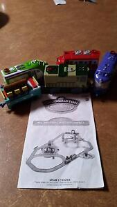 Battery operated Chuggington trains Craigmore Playford Area Preview