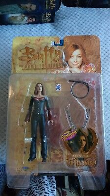 buffy and angel action figures WILLOW