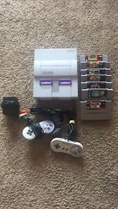 Super Nintendo For Sale
