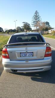 2004 Holden Astra Classic - Low Kms, Tidy Mandurah Mandurah Area Preview