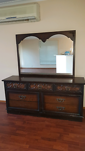 Antique Dressing Table North Adelaide Adelaide City Preview