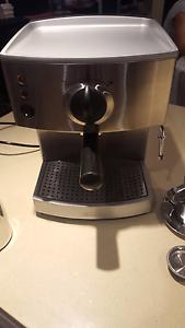 Sunbeam EM4800C Café  Espresso Machine Gordon Ku-ring-gai Area Preview