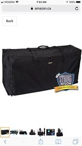 New travel stroller bag for standard or double strollers