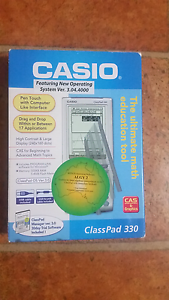 CASIO CLASS PAD 330 - CALCULATOR $99 Bassendean Bassendean Area Preview