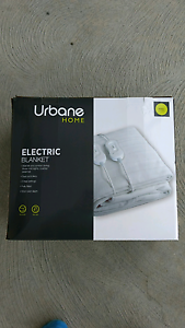 Electric blanket brand new Sandy Bay Hobart City Preview
