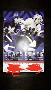2 Leafs Tickets 300 each