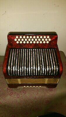 Hohner accordion corona ii