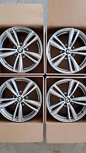 BMW Genuine M Sport 19 Inch rims - Staggered Cammeray North Sydney Area Preview