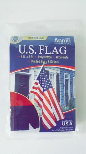 Annin Flagmakers Brass Grommet Style USA American Patriotic