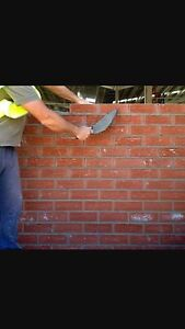 Bricklayer weekend work wanted Ryde Ryde Area Preview