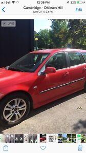 2006 Saab wagon