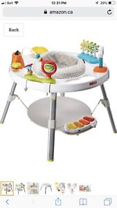 Skip Hop Explore And More Baby activity center- like new!!
