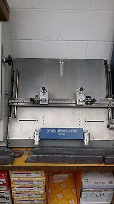 Ryobi Rp 520-220f High Precision Press Punch For Ryobi 3302 3304 Qm46 Look