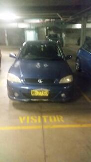 2002 Holden Astra Sedan Waterloo Inner Sydney Preview