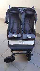 Twin Pram mountain buggy Belconnen Belconnen Area Preview
