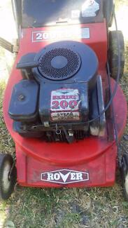 rover mower