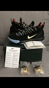 NIKE LEBRON 16 KINGS CROWN SIZE 8 MENS! WITH RECEIPT