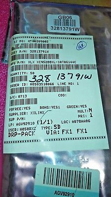 New Xilinx Xc95288xl-10tqg144c Cpld 144 Pin Tsop