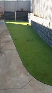 Artificial lawn Paracombe Adelaide Hills Preview