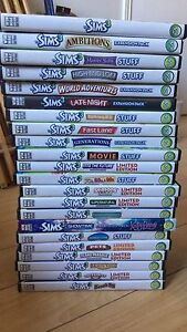 Sims3 complete set for PC