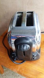 Breville stainless steel thick slice toaster Airds Campbelltown Area Preview