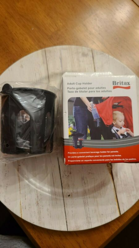 Britax Adult Cup Holder- Black. K1
