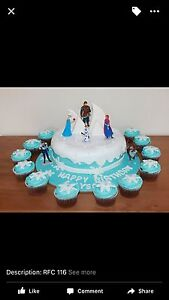 Cake decoration for your occasion Vermont South Whitehorse Area Preview